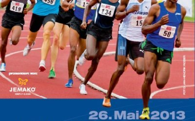 43. Internationales Leichtathletik-Meeting am 26. Mai in Rhede
