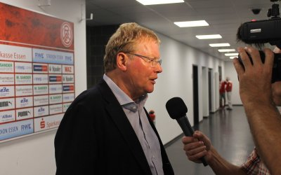 Video zum Regionalliga-Start: WFLV-Präsident Hermann Korfmacher im Interview